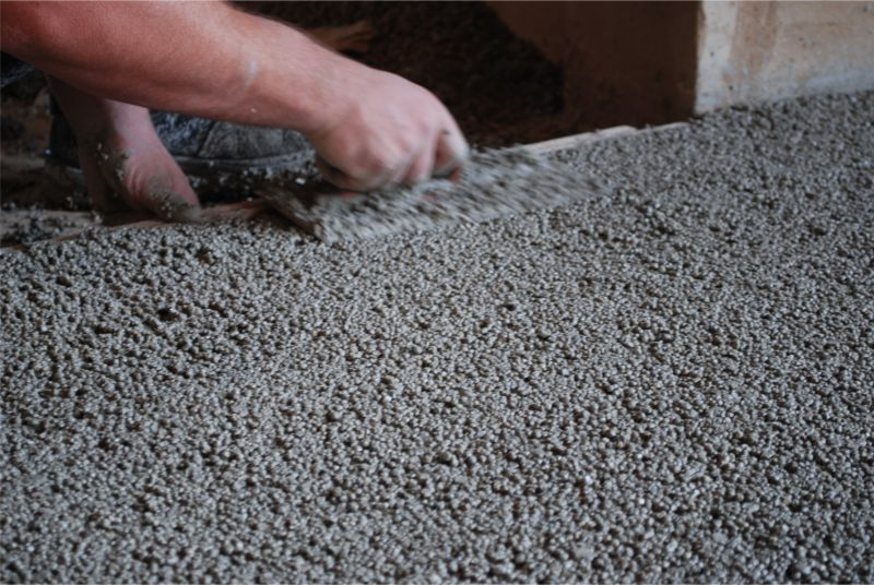 Insulating Floor Screed from Speedheat