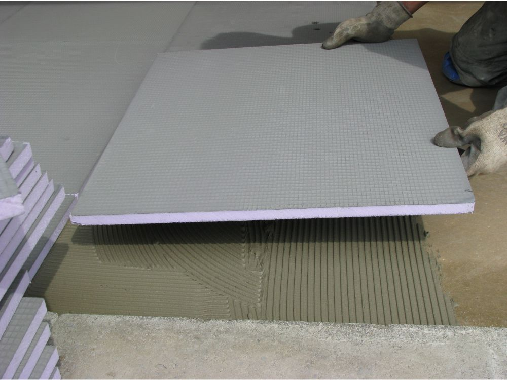 Floor Insulation Boards from Speedheat Floor Heating