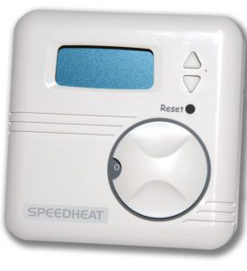 Under Floor Heating Manual Thermostat from Speedheat