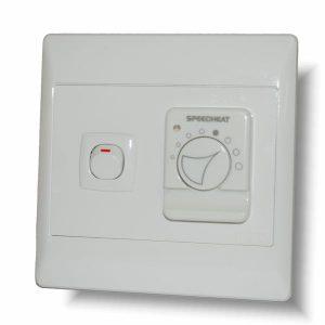 Evostat Floor heating Manual Thermostat by Speedheat